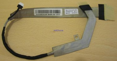 "New LCD Video Screen Cable For Toshiba Satellite L455 15.6"" Laptop P/N: DC020010100"