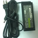 SONY VAIO 19.5V 3.9A 76W AC Adapter Power Cord For SONY VAIO Laptops,W/3ft Power Cord