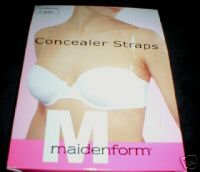 Maidenform Clear Bra Straps