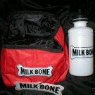 Milk Bone Portable Dog Bowl & Water Jug Set NWT