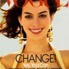 Vogue Magazine January 2009 Anne Hathaway NEW