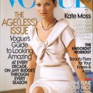 Vogue Magazine August 2008 Kate Moss NEW