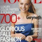 Vogue Magazine September 1999 Gwyneth Paltrow