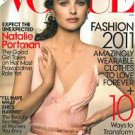Vogue Magazine January 2011 Natalie Portman NEW