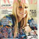 Vogue Magazine October 2003 Gwyneth Paltrow