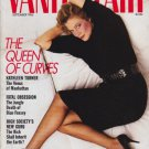 Vanity Fair Magazine September 1986 Kathleen Turner