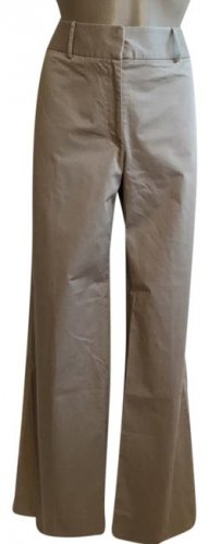 Ann Taylor Tan Cotton Pants 4