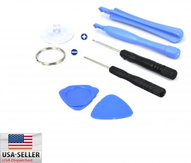 Repair Opening Pry Tools Kit 7 in1 Set for Samsung Galaxy S2 S3 S4 S5 Note 2 3