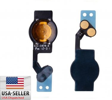 New Home Button Flex Ribbon Cable Replacement Part for Apple iPhone 5 5G