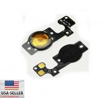 Home Menu Return Button Flex Cable Replacement Part for Apple iPhone 5C