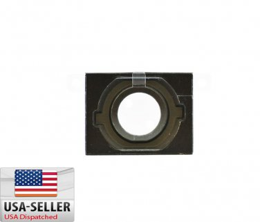 Home Menu Button Holder Rubber Gasket Replacement Part for iPhone 4S A1387