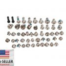 Full Screws Set With 2 Botton Pentalove Screw Replacement For Apple iPhone 5 5G US Stock