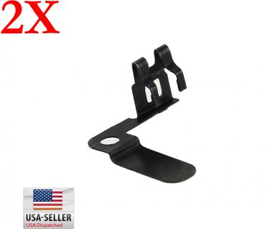 2X Wifi Wireless Antenna Bracket Cover Ground Grounding Clip holder iPhone 4S