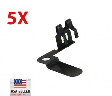 5X Wifi Wireless Antenna Bracket Cover Ground Grounding Clip holder iPhone 4S