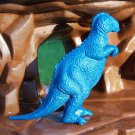 Marx 1970s Allosaurus Type I Dinosaur, Blue