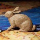 Marx Rabbit, North American Wild Animals Series, Brown, Original '50s-'60s