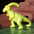 Nabisco 1950s-1960s Kritosaurus Crested Dinosaur Cereal Premium, Olive Green