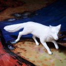Marx Fox, North American Wild Animals Series, White, Recast