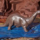 1964-65 New York World's Fair Sinclair Dinosaur Brontosaurus, Brown