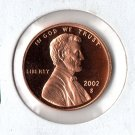 U.S. 2002-S Proof Lincoln Cent
