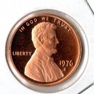 U.S. 1976-S Proof Lincoln Cent