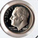 U.S. 1989-S Proof Roosevelt Dime