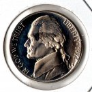 US 1972-S Proof Jefferson Nickel