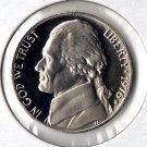 US 1976-S Proof Jefferson Nickel