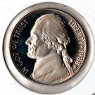 US 1988-S Proof Jefferson Nickel
