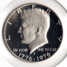 U.S. 1976-S Proof Kennedy Half Dollar