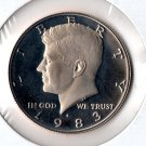 U.S. 1983-S Proof Kennedy Half Dollar