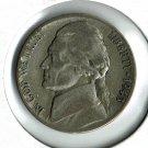 U.S. 1943-S Jefferson .35 percent Silver War Nickel