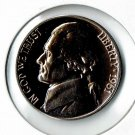 U.S. 1961 Proof Jefferson Nickel