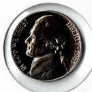 U.S. 1962 Proof Jefferson Nickel