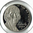 U.S. 2009-S Proof Jefferson Nickel