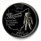 U.S. 2002-S Proof Ohio State Washington Quarter