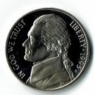 U.S. 1995-S Proof Jefferson Nickel