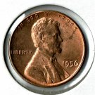 U.S. 1956 Uncirculated Lincoln Cent