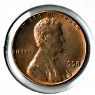 U.S. 1958 Uncirculated Lincoln Cent