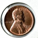 U.S. 1958-D Uncirculated Lincoln Cent