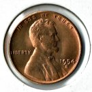 U.S. 1954-S Uncirculated Lincoln Cent