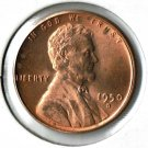 U.S. 1950-D Uncirculated Lincoln Cent