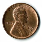 U.S. 1953-D Uncirculated Lincoln Cent