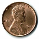 U.S. 1944 Uncirculated Lincoln Cent