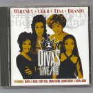 DIVAS LIVE/99 CD, WHITNEY HOUSTON, CHER, TINA, BRANDY, MARY J. BLIGE