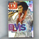 ELVIS 1-13 TO 1-19, 2001 HOLOGRAM T.V. GUIDE