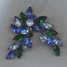 SALE!! FABULOUS VTG. R.S. BROOCH