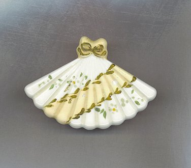 Very Cute Vtg. Trinket or Ring Box