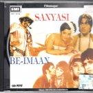 Sanyasi / Be-Imaan (Music: Shankar Jaikishan) (Soundtrack) (Made in UK)