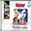 Kudrat / Mehbooba (Music: R.D. Burman) (Soundtrack) (Made in India)